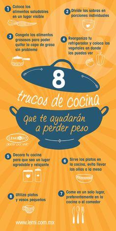 8 trucos de cocina