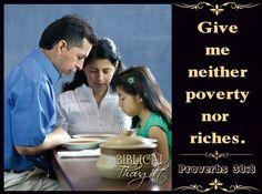 Proverbs 30:8.