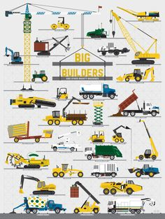 Perfect for the budding builder (or demolisher) in your family, this chart…