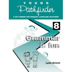 #newbook: Grammar is Fun./by Lydia B. PB35CIL
