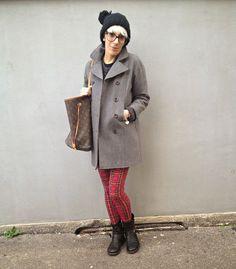 Fashion on Stage: tartan e grigio