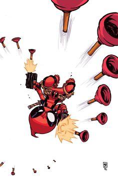 Deadpool (Vol. 4)  #7 RI Variant C