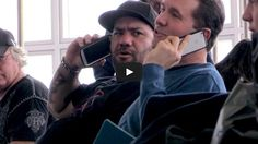 So Funny!  Airport Cell Phone Crashing Prank! Here's another hilarious, must watch prank video by YouTubers, Mediocre Films, where they crash people's cell phone conversations!  - http://www.mustwatchnow.com/funny-airport-cell-phone-crashing-prank/
