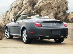 Lexus SC 430 Pebble Beach Edition (2007).