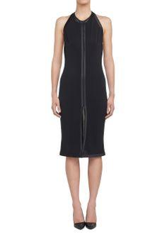 Sukienka z odkrytymi plecami czarna   Ubrania \ Sukienki \ Mini Ubrania \ Sukienki \ Koktajlowe Ubrania \ Wszystkie ubrania PROJEKTANCI \ Muses Urbanska&Komornicka Sukienki Wszystkie ubrania W tym tygodniu   MOSTRAMI.PL