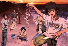 kyo kara maoh( yurri discover that he is the new demon king of the demon kindom this show it very funny and sad in this show yurri become the ruler the fist day it hard for him but his friend are there to help him an his fiance wolfram