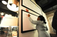 Behind-the-scenes photo: Oprah Winfrey signs our signature board here in Studio Studio 57, Scene Photo, Oprah Winfrey, Behind The Scenes, Selfie, Signs, Board, Novelty Signs, Sign