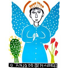 J. Borges - Anjo do bem