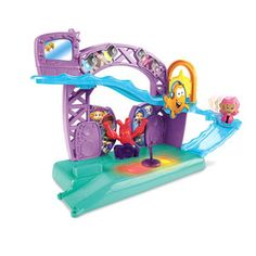 Bubble Guppies Rock & Roll Stage