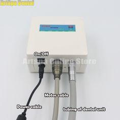 Hammaslääketieteellinen LED-valo Brushless Electric Micromotor + 1: 5 punainen lisää UUSI saapumista Power Cable, Dental, Headphones, The Unit, Headpieces, Ear Phones, Teeth, Dentist Clinic, Tooth