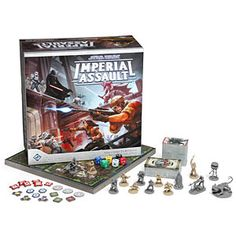 Star Wars Imperial Assault The Board Game | ThinkGeek