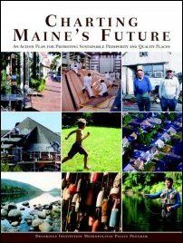 The Brookings Institute: Charting Maine's Future - historic preservation/Econ. Development