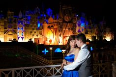 Courtney and Calvin Disneyland Engagement shoot by D Park Photography