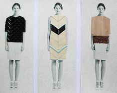 graduate collection>>visualisations by Anna Duthie - textile designer  All creative work copyright © Anna Duthie 2012