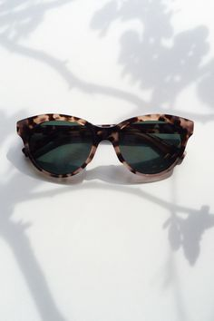 Piper Sunglasses in Jet Black with Classic Grey lenses for Women  8b7d19f2523c