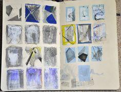 Omaitz sketchbook page