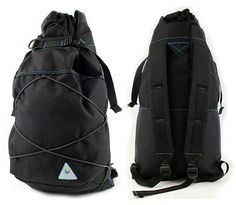 Blue Lug Owl Backpack from http://theawesomer.com/  ~interesting owl bag