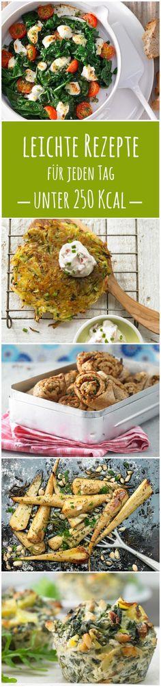 Perfekt als leichte Mahlzeit oder als Ausgleich nach großen Schlemmertagen.  Hier gehts zum Gratis-Kochbuch zum Durchklicken: http://eatsmarter.de/rezepte/rezeptsammlungen/diaetrezepte-unter-250-kalorien-fotos#/0