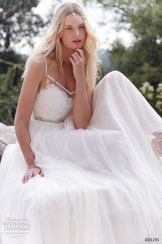 "BHLDN Fall 2015 Wedding Dresses — ""Twice Enchanted"" Lookbook | Wedding Inspirasi"