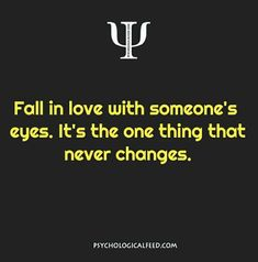 Yes you will see their love and sincerity always in their eyes or .... not