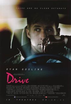 Drive (2011) I love stylish noir-thrillers. I had high hopes for this one. It left me a little cold though.