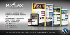 Review Wellness - A Health & Wellness WordPress Themeso please read the important details before your purchasing anyway here is the best buy