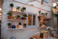 Aydınlatma ve Dekor Dünyasından Gelişmeler: Alaçatı'da Roka Bahçe Restoran Aydınlatma