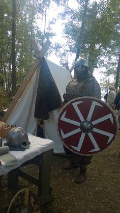 Pukkisaaren muinaismarkkinat 6-7.9 - Taistelija