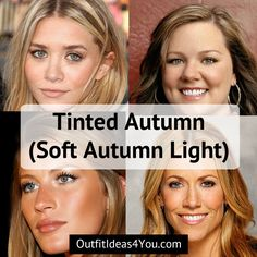 Tinted Autumn / Soft Autumn Light Also, this site has a good color analysis tool, based largely on eye color, including excellent close-up photos of eyes. Soft Autumn Deep, Dark Autumn, Mousy Brown, Soft Autumn Color Palette, Seasonal Color Analysis, Dark Complexion, Autumn Lights, Color Me Beautiful, Warm Undertone