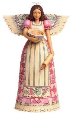 Enesco Jim Shore Heartwood Creek Baking Angel Figurine, 9.75-Inch by Enesco, http://www.amazon.com/dp/B00AQ04H3U/ref=cm_sw_r_pi_dp_60j8qb1HHJD0V