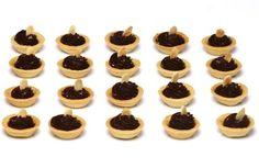 Tartelettes de chocolate | Panelinha - Receitas que funcionam