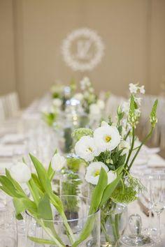 Green White Botanical Wedding Ashanti South Africa (9)