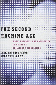 The Second Machine Age: Work, Progress, and Prosperity in a Time of Brilliant Technologies: Amazon.co.uk: Erik Brynjolfsson, Andrew Mcafee: Books