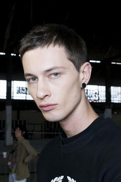 Dries Van Noten Men's Backstage S/S '14