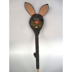 fakanál Hand Puppets, Finger Puppets, Wooden Spoons, Hobbit, Fingers, Woodwind Instrument, The Hobbit