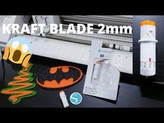 (1218) 😍 KRAFT BLADE 2mm para Silhouette Cameo 3 y Cameo 4 | Probando con GOMA EVA Y FIELTRO GRUESO. - YouTube Silhouette Cameo, Birthday Candles, Youtube, Jelly Beans, Felt, Tutorials, Youtube Movies