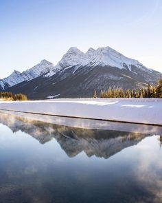 Spray Lakes - Canmore, Alberta