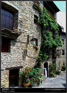 AINSA, Aragón