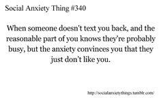 social anxiety | Tumblr