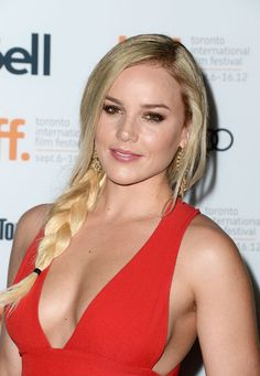 Scrumptious and Sexy Abbie Cornish ...Snappy Hairstyles... She starred as Ashley in The Girl (2012)