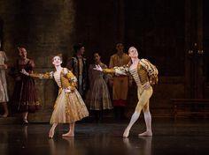 Oklahoma City Ballet Soloist Amanda Popejoy and Zachary Artice : Jana Carson