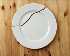 Cara Memperbaiki Peralatan Makan Melamin Yang Rusak
