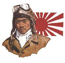 JNAF ace Saburo Sakai.