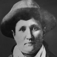 Frontierswoman Calamity Jane challenged gender roles in the Old West. She worked in mining camps, was a sharp shooter and was romantically linked to Wild Bill Hickok.