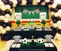 Festa Corinthians Personalizada