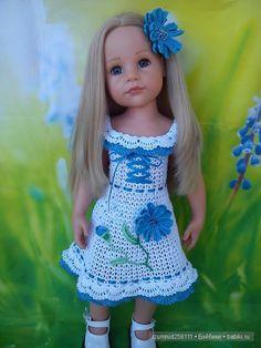 """Цветы для """"Gotz"""" / Одежда и обувь для кукол - своими руками и не только / Бэйбики. Куклы фото. Одежда для кукол"""