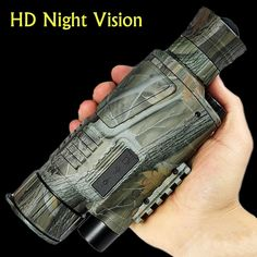 159.00$  Watch here - http://ai5yo.worlditems.win/all/product.php?id=32801207664 - New Camouflage 5X40 CCD IR digital night vision camera video recorder full dark night vision monocular Night vision device