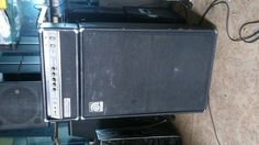 Ampeg v4b head + 2x15 cabinet