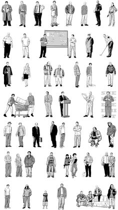 52 Characters From The Wire.  If you haven't watched every episode you have NO idea what you're missing! What you are missing is some of the best writing, best acting, best directing, best soundtracks of any TV show (w/ the possible exception of The Sopranos) I think they tie for best ever series: The Wire & The Sopranos. Rent them now!!