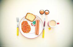 breakfast boil, english breakfast